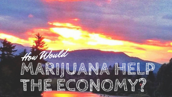 how can marijuana help the economy Congress has decided to finally stop going after medical marijuana, and that could mean big things for the economy at large.