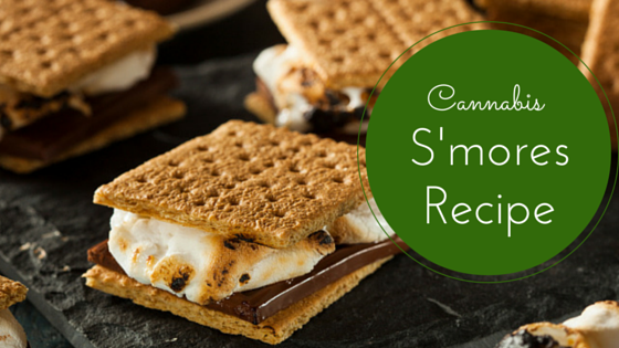 Greenito Find Weed Smores Recipe