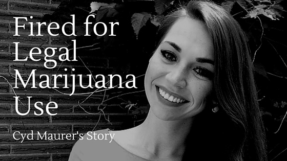Cyd Maurer Fired for Marijuana Greenito