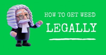 How to get weed legally Greenito