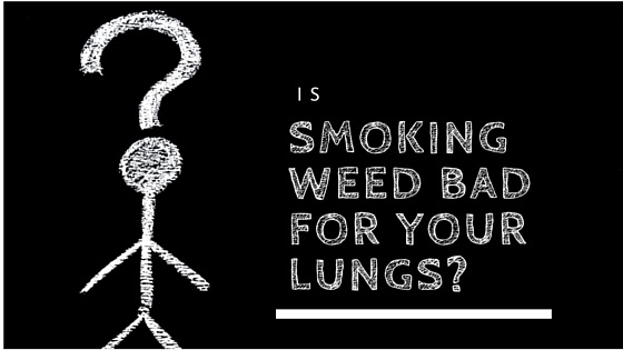Is Smoking Weed Bad For Your Lungs? Greentio