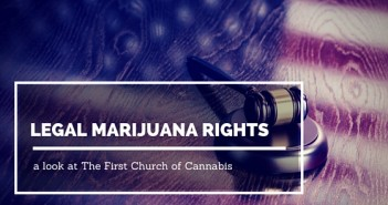 Marijuana Rights First Church of Cannabis Greenito