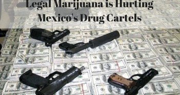 Legal Marijuana Is Hurting Mexico's Drug Cartels