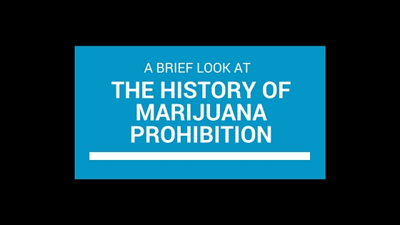 The History of Marijuana Prohibition Greenito