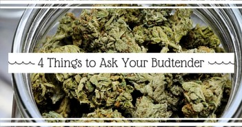 Things to Ask Your Budtender Greenito