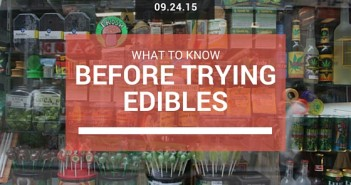 What To know Before trying Edibles Greenito