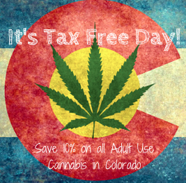 Tax-Free Weed? What to know about Colorado's Cannabis tax holiday