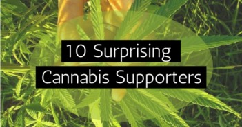 10 Surprising Cannabis Supporters Greenito