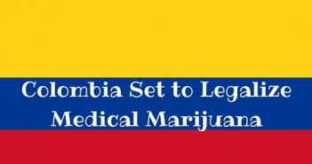 Colombia Set to Legalize Medical Marijuana Greenito