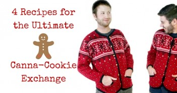 4 Recipes for the Ultimate Canna-Cookie Exchange Greenito
