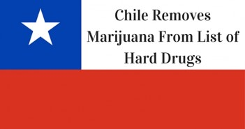 Chile Removes Marijuana From List of Hard Drugs Greenito