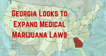 Georgia Looks to Expand Medical Marijuana Laws Greenito