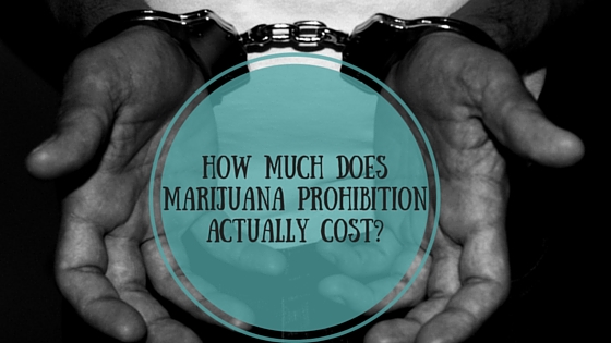 How Much Does Marijuana Prohibition Actually Cost? Greenito