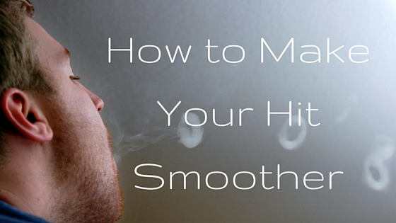 How to Make Your Hit Smoother Greenito