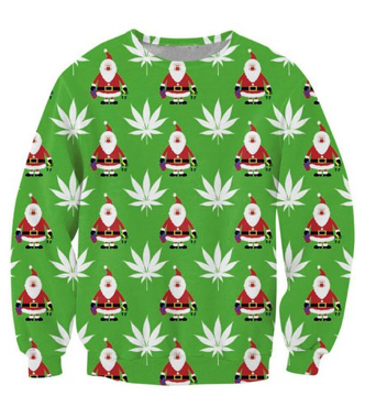 host an ugly christmas sweater party