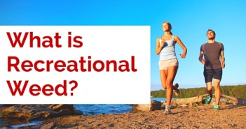What is recreational weed