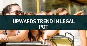 Upwards Trend in Legal Pot