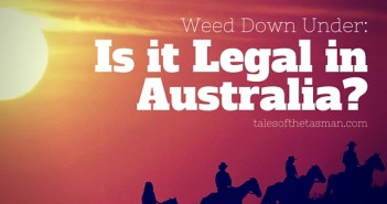 Weed Down Under-