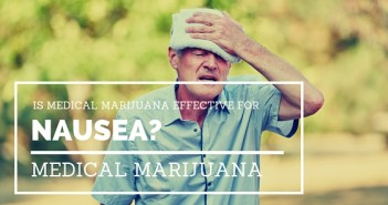 IS MEDICAL MARIJUANA EFFECTIVE FOR