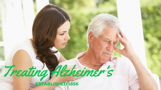 Treating Alzheimer's